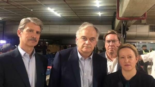 Resultado de imagem para Venezuela expulsa eurodeputados