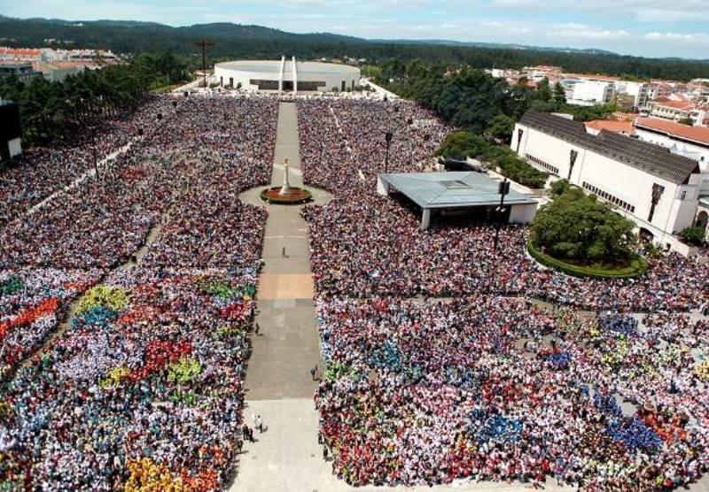 Portugal: Hoje termina peregrinação internacional ao Santuário de Fátima